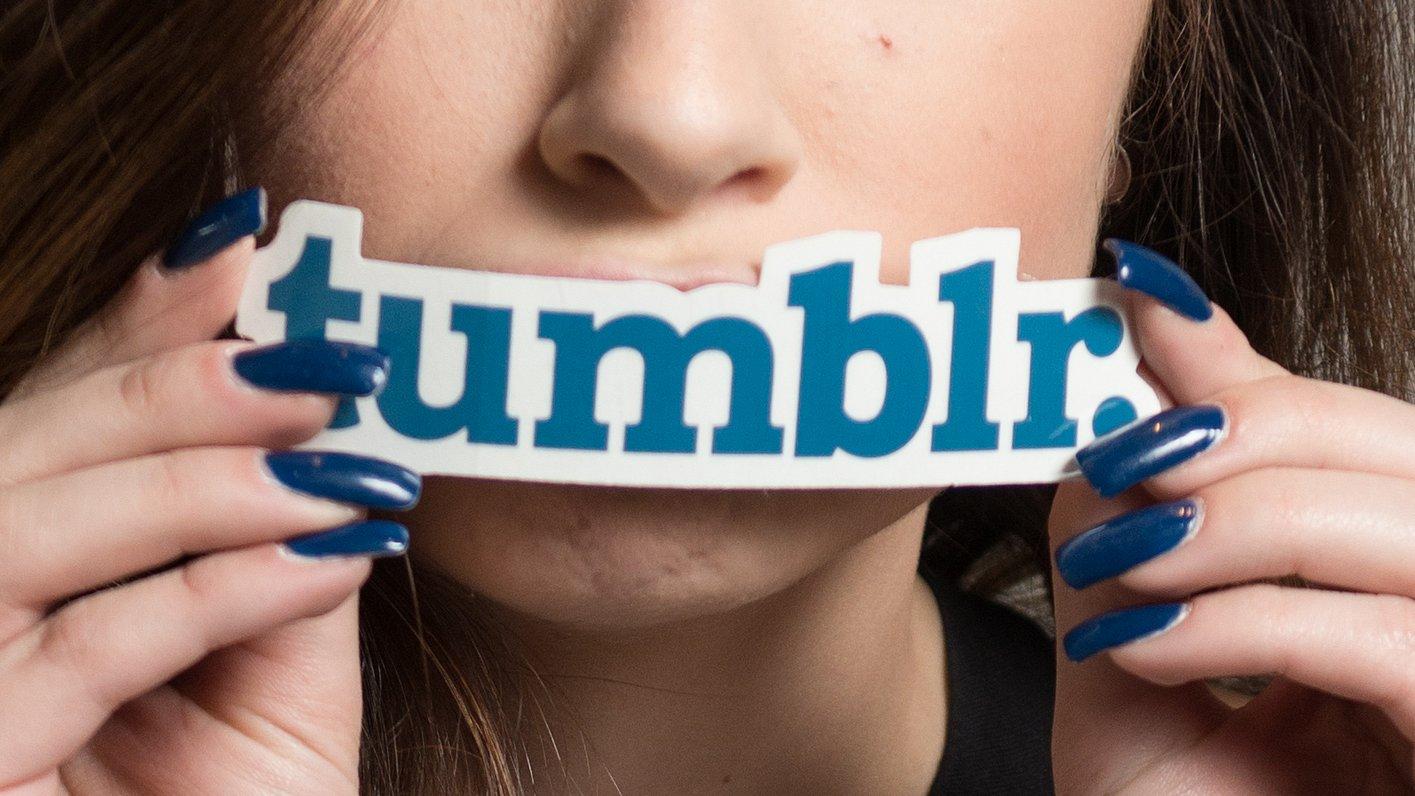 What will stop Tumblr's tumble?