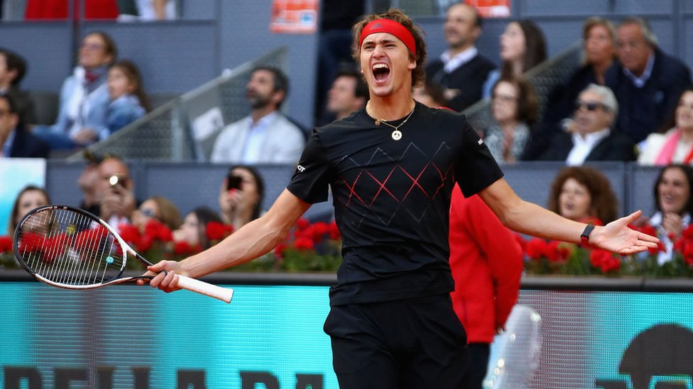 Madrid : Alexander Zverev triomphe