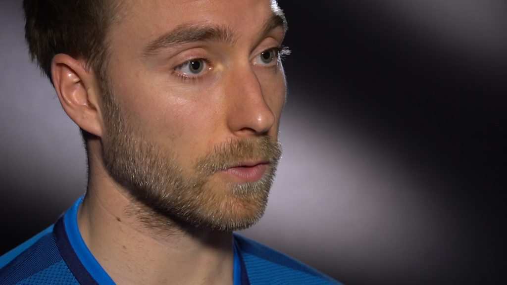 Tottenham Hotspur's Christian Eriksen says silverware would be 'big step'