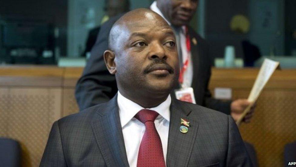 Burundi: Rais Pierre Nkurunziza asema Rwanda imekuwa adui, ataka kikao cha EAC kiandaliwe