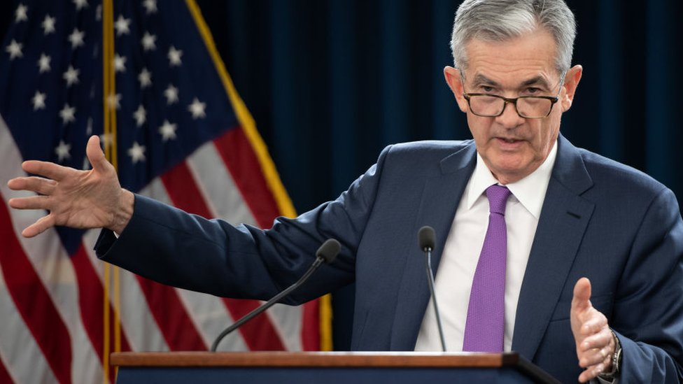 Slower US growth means no rate rise for 2019, says Fed