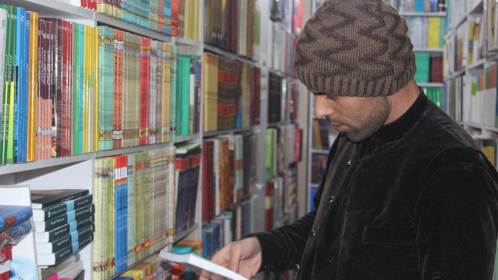 آیا سالی ده عنوان ترجمه برای افغانستان کافی است؟
