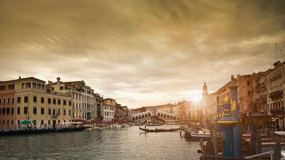 """El sistema de doble entrada era conocido originalmente como """"contabilidad alla Veneziana""""."""