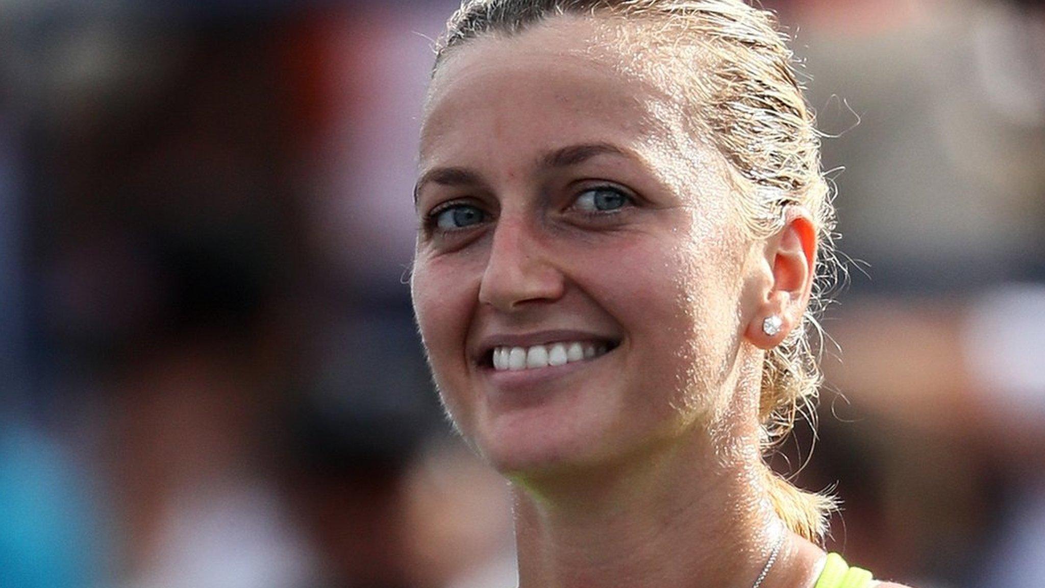French Open 2017: Kvitova wins biggest fight with comeback