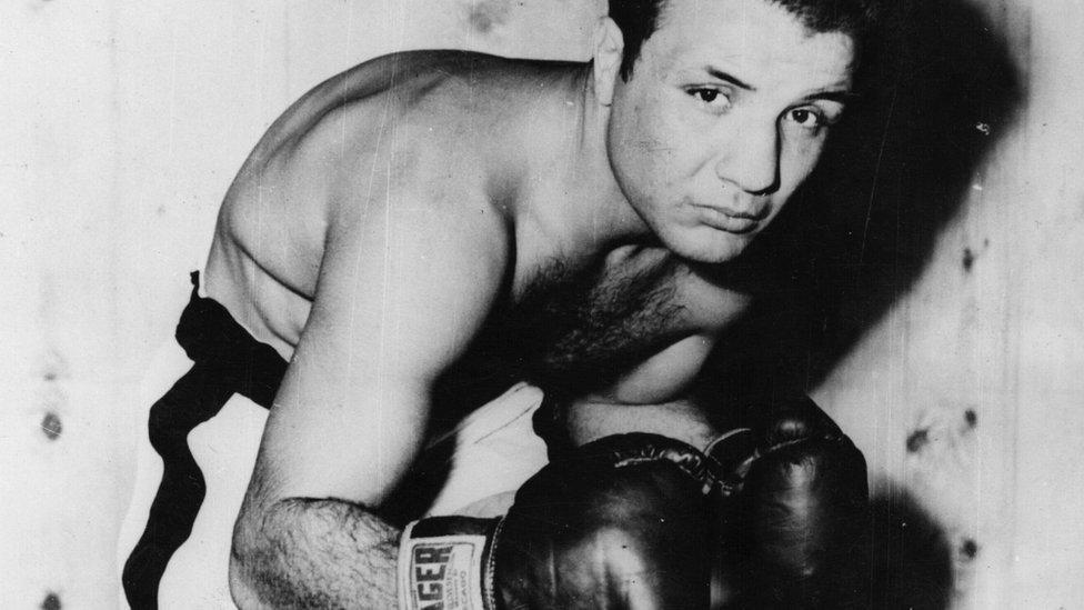 LaMotta se convirtió en uno de los boxeadores más famosos de Estados Unidos en las décadas de 1940 y 1950.