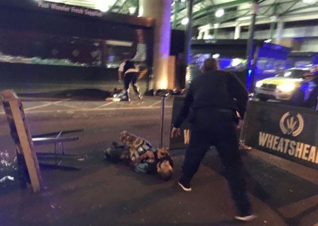 Atentado en Londres: la policía británica detuvo a 12 sospechosos