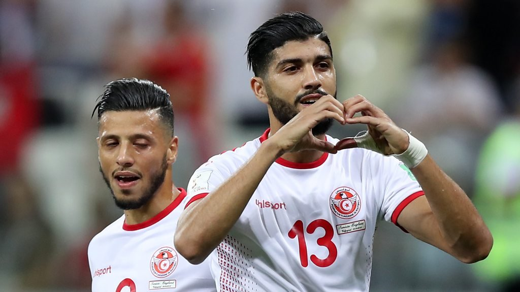 World Cup 2018: Tunisia penalty pegs back England