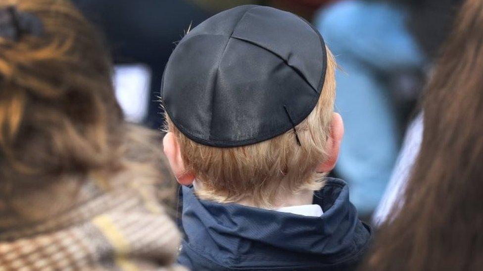 Germany's Jews urged not to wear kippahs after attacks