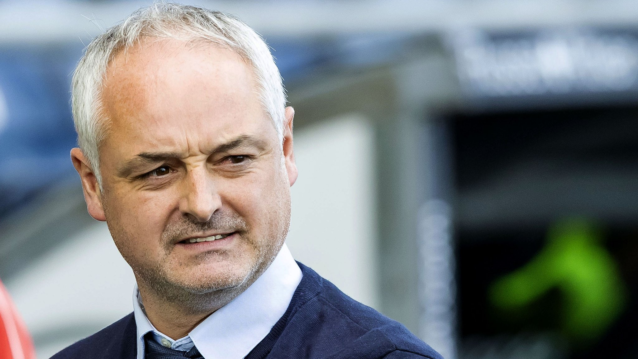 Morton 1-0 Falkirk: No happy return for McKinnon