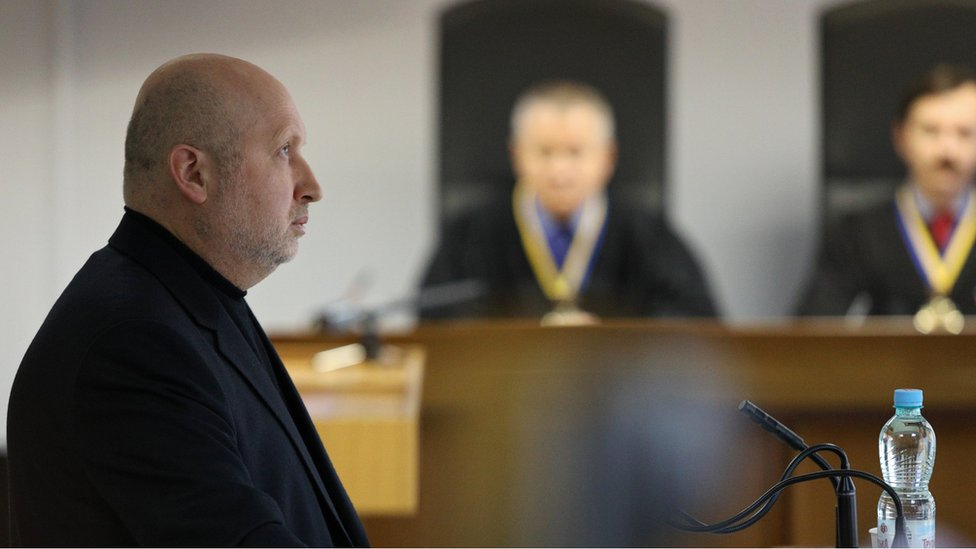Турчинов у суді: Росія хотіла відновити владу Януковича