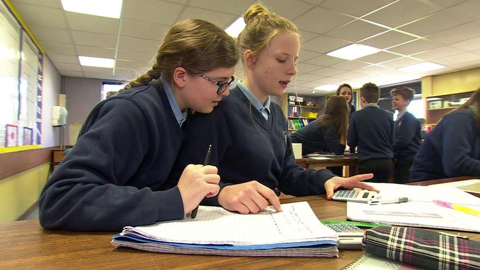 School cutbacks put 'education system at risk'