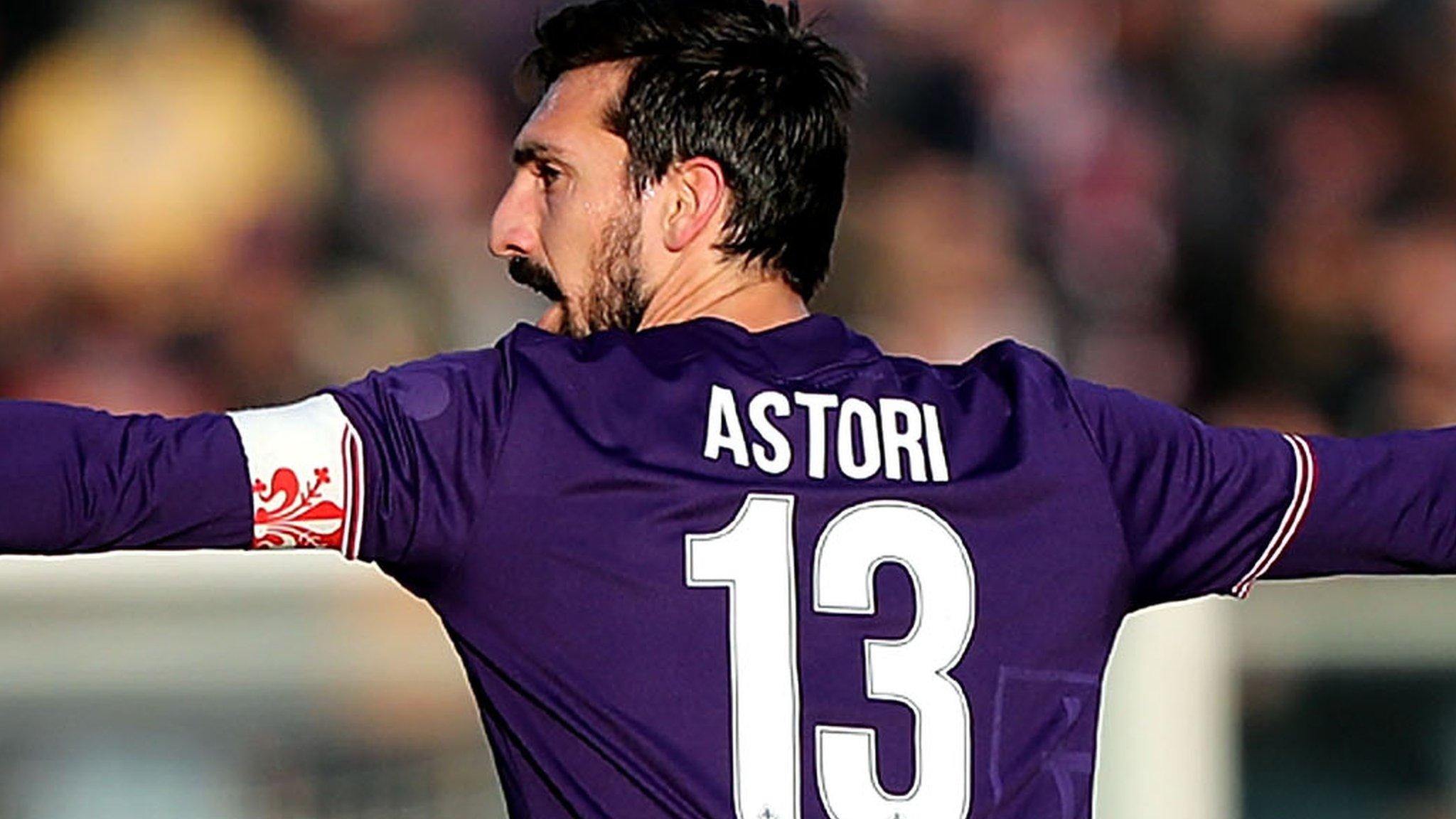 Davide Astori: Fiorentina rename training ground after former captain