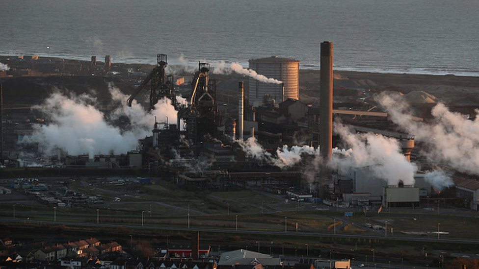 Tata Steel: Deal secured to keep Port Talbot open, union says