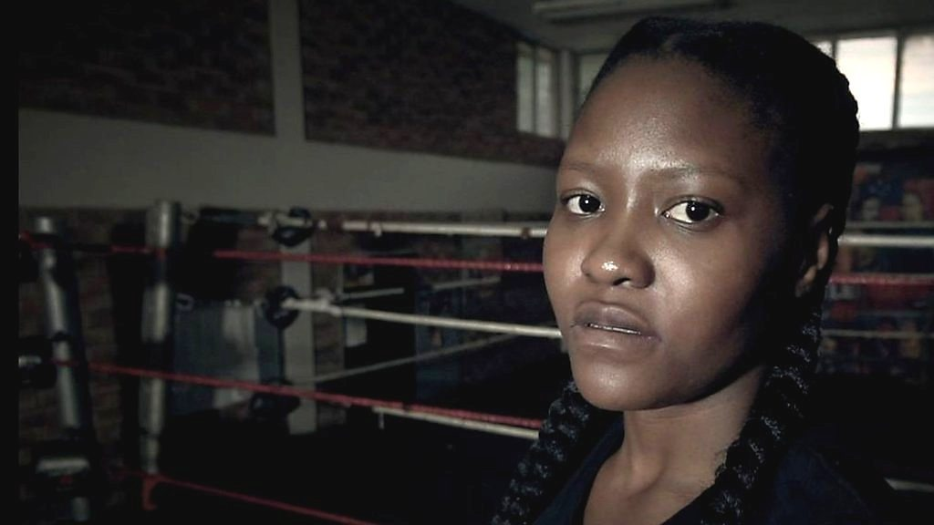 African pro-wrestler Cindi Gold: I'm forging a path for other black women