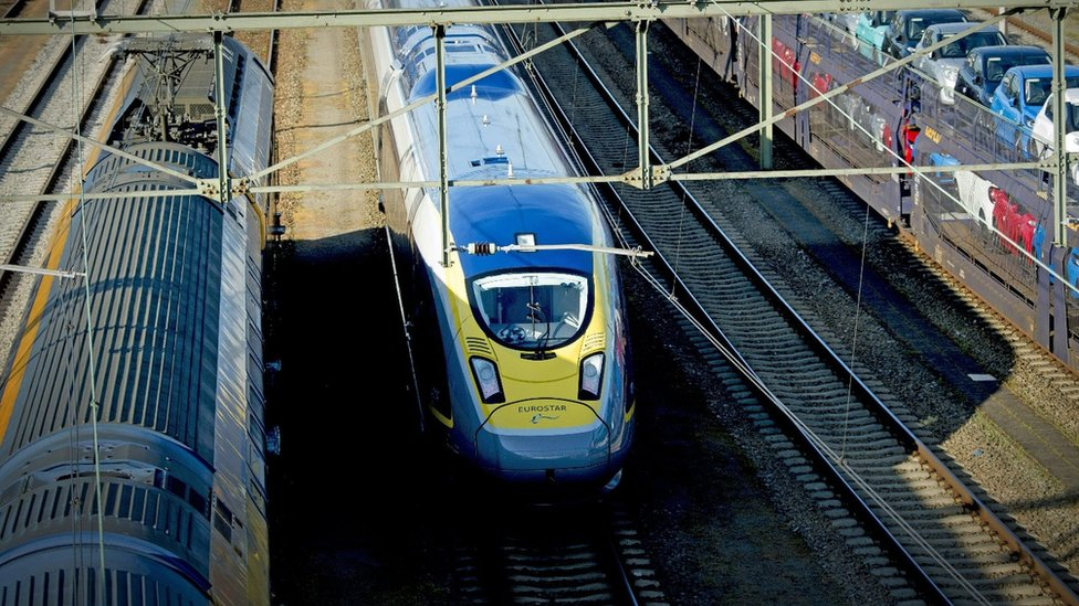 Eurostar defends alcohol limits on trains