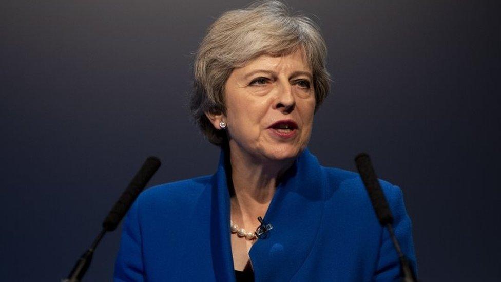 Brexiteers discuss Theresa May leadership challenge