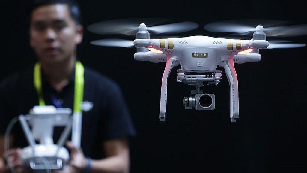 DJI drones to gain privacy mode after US Army ban