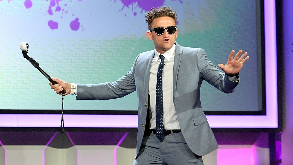 YouTube star Casey Neistat criticises video site's leaders