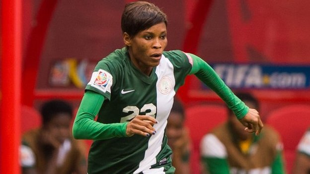 Ngozi Ebere: Nigerian ready for 'new challenge' in Norway