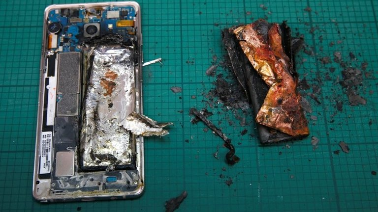 Galaxy Note 7 recall refuseniks face new action