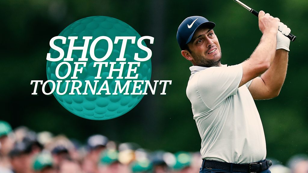 Masters 2019: Tiger Woods, Rory McIlroy & Francesco Molinari feature in shots of the tournament