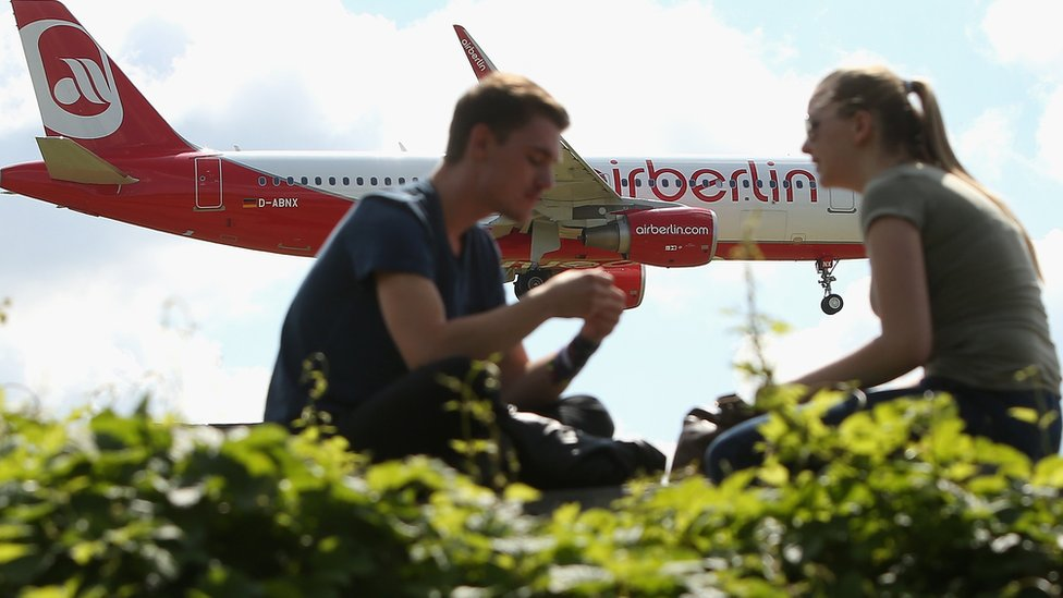 Germany's other vote: Tegel airport row divides Berliners