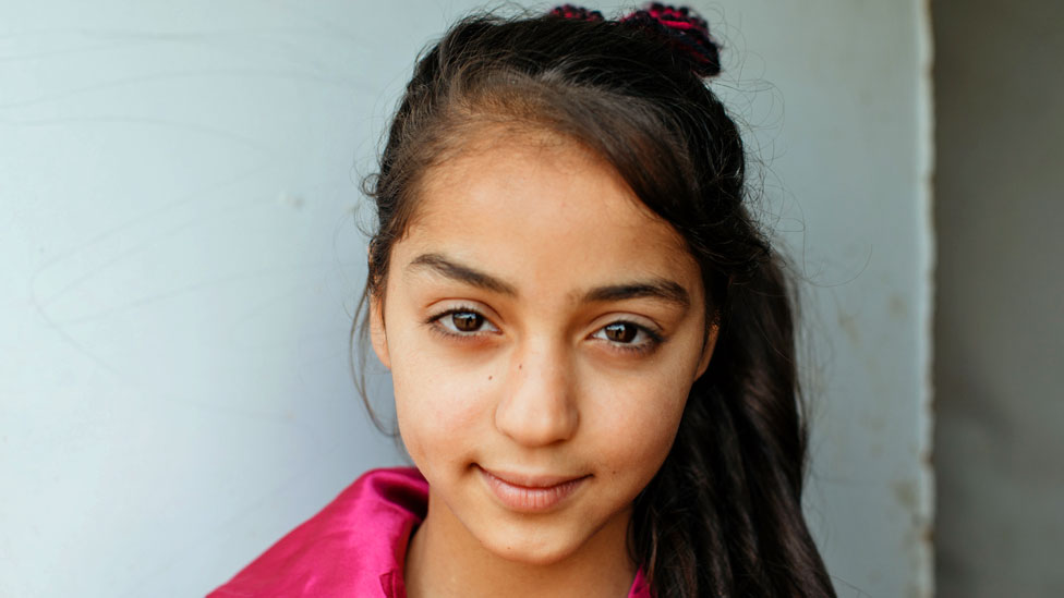 Is Sara a 'refugee' or a 'would-be surgeon'? | BBC