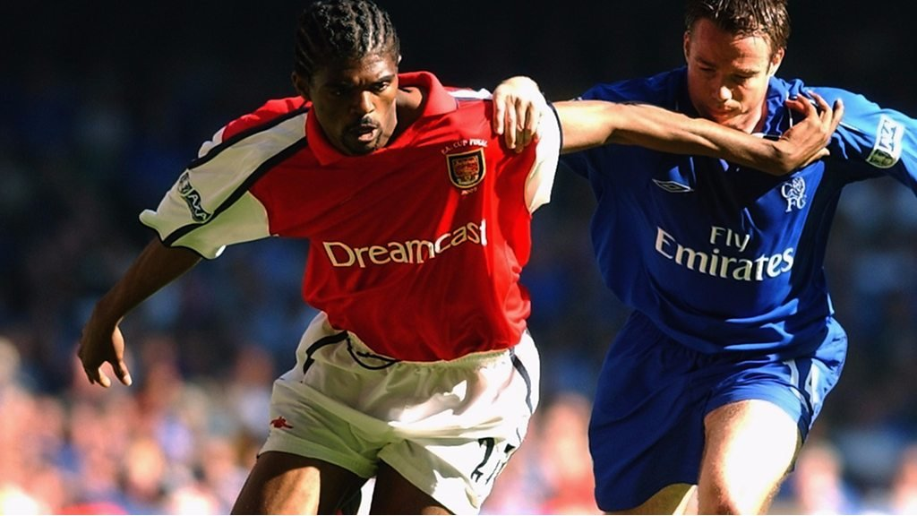 'Oh that is amazing!' - watch ex-African Footballer of the Year Kanu stun Chelsea