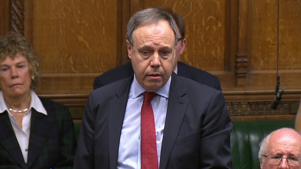 Nigel Dodds: 'It's time to work for better Brexit deal'