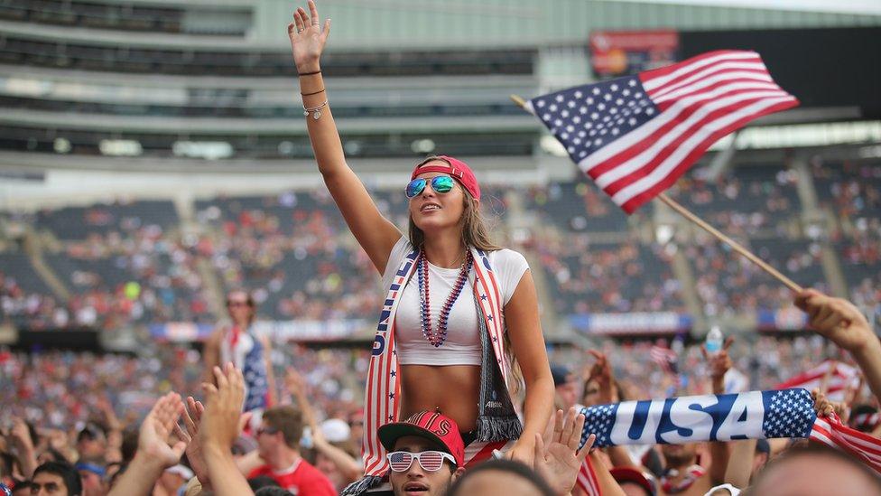 El fútbol ha ganado en los últimos años popularidad en Estados Unidos. (Foto: Scott Olson)