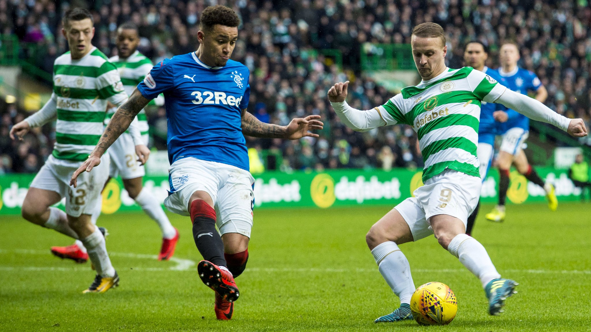 Old Firm title decider should be avoided, says ex-police body chairman