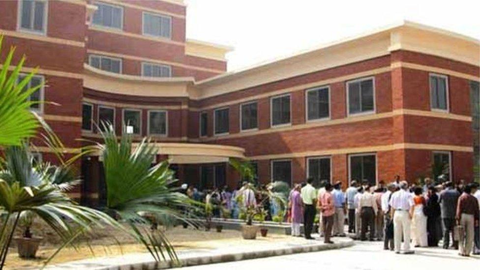 ভারতের দিল্লি বিশ্ববিদ্যালয়: