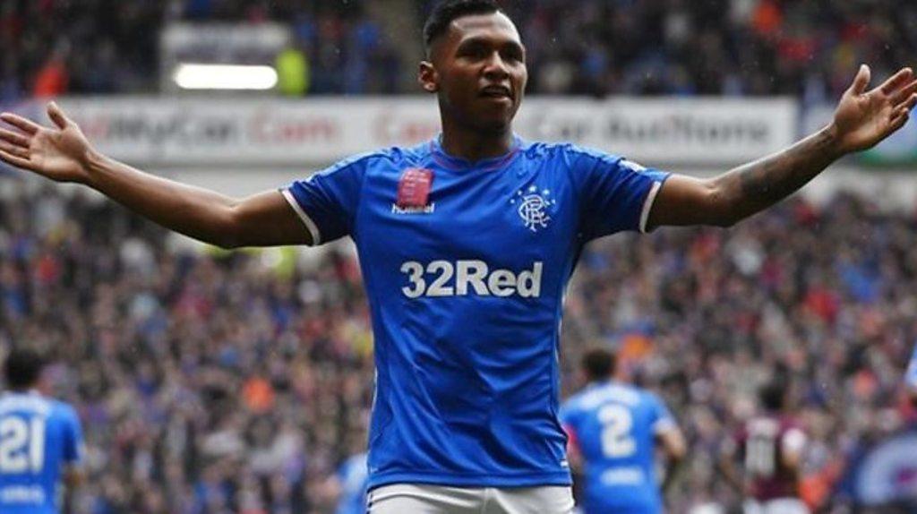 Highlights: Rangers 3-1 Heart of Midlothian
