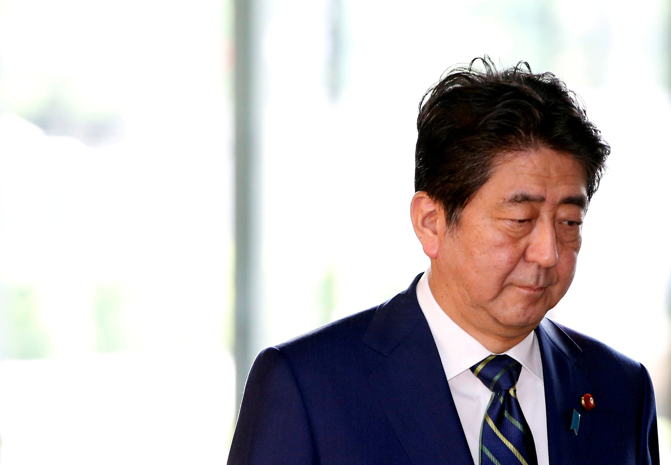 對於日本首相安倍晉三所率領的自民黨而言,小池組新黨異軍突起東京市政,無疑給了執政黨一大打擊。
