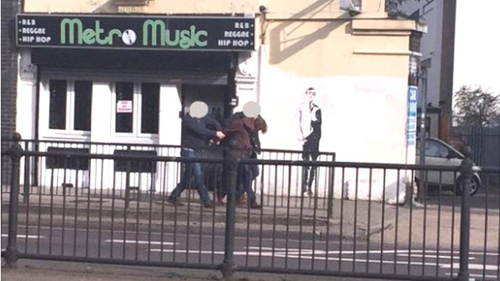 Counter-terrorism arrest over North Greenwich Tube device