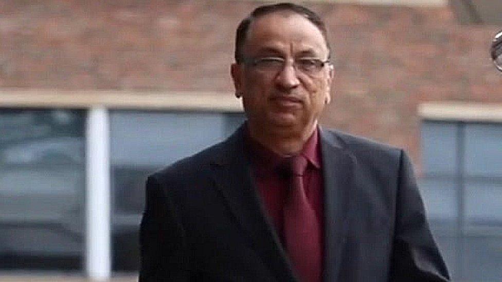 Whitburn GP Thair Altaii jailed for secretly filming women