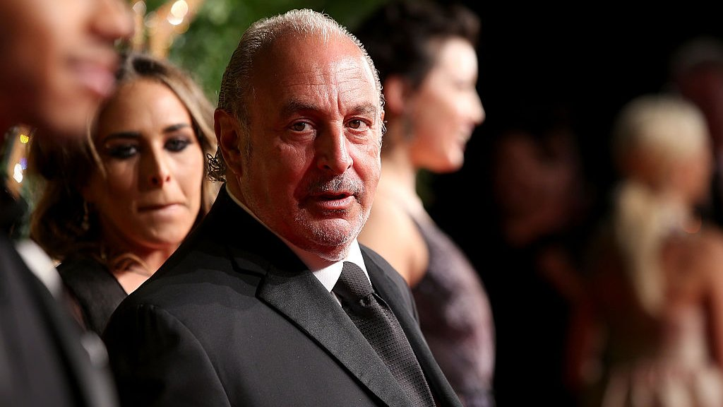 Sir Philip Green told to fund Arcadia's pension deficit