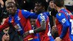 Crystal Palace 5-1 Newcastle United