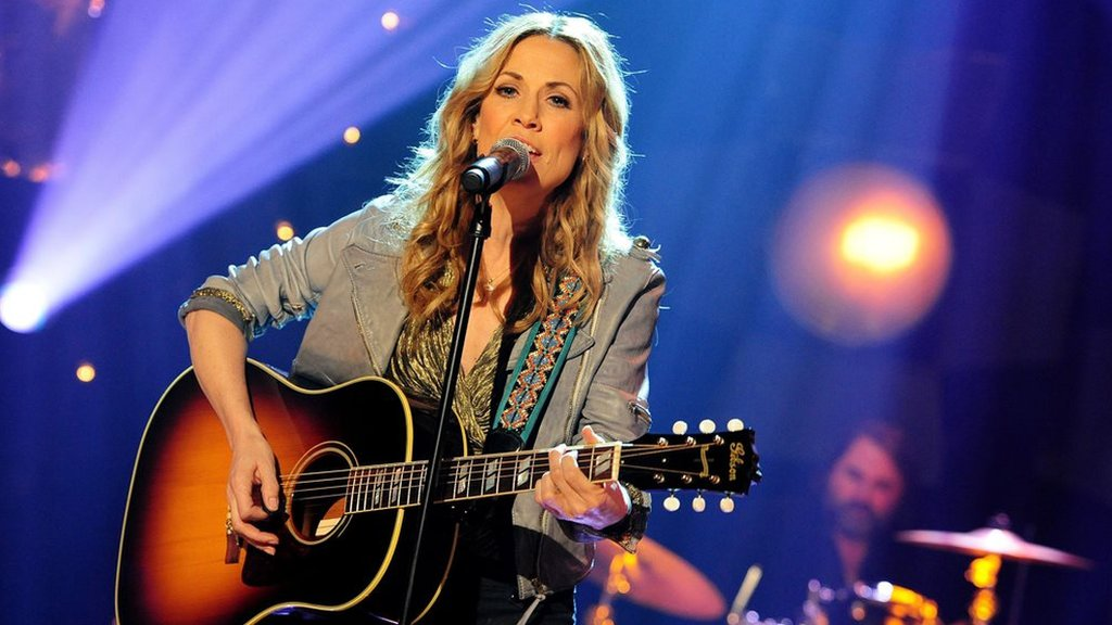 Sheryl Crow: Universal Studios fire destroyed all my master tapes