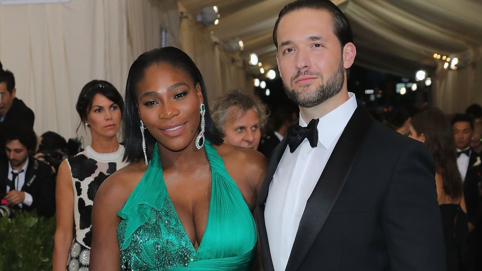 Serena Williams takes on new challenge in Silicon Valley