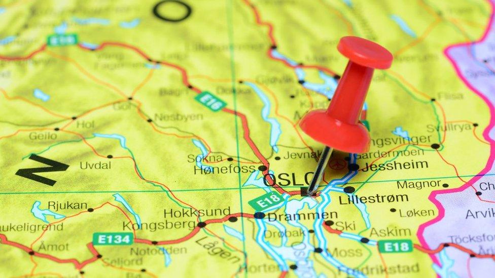 En Noruega cualquiera puede conocer los ingresos de otro ciudadano, pues la información se hace pública en internet.