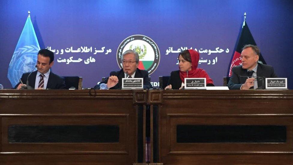 سازمان ملل: تلفات حملات انتحاری در افغانستان ۱۷ درصد افزایش یافته