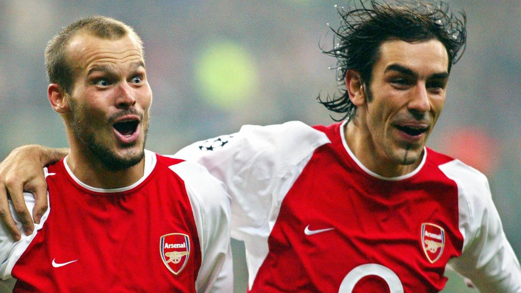 Watch 10 great goals from Wenger's Arsenal & pick your favourite XI