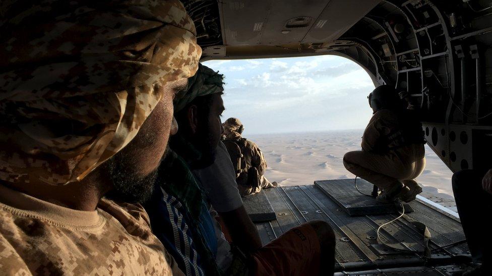 """اتهامات إماراتية لقطر بتقديم """"معلومات للقاعدة في اليمن أدت لمقتل جنود إماراتيين"""""""