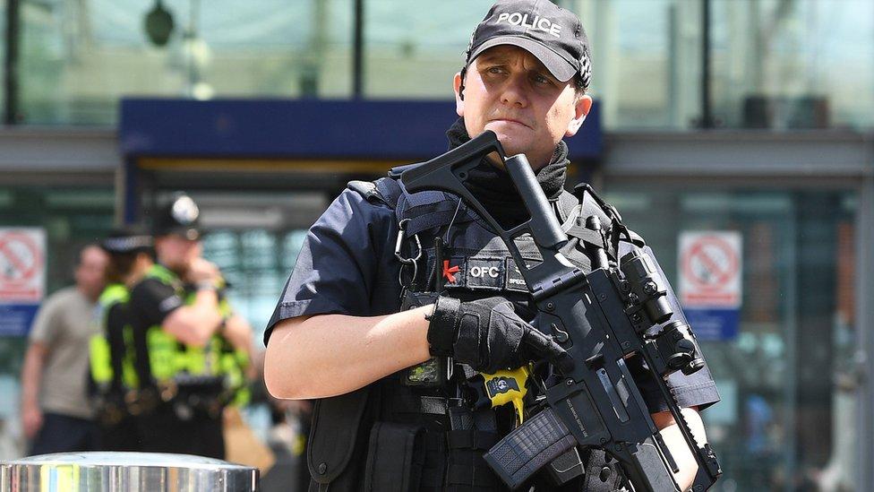 Estado Islámico se atribuye atentado terrorista en Manchester
