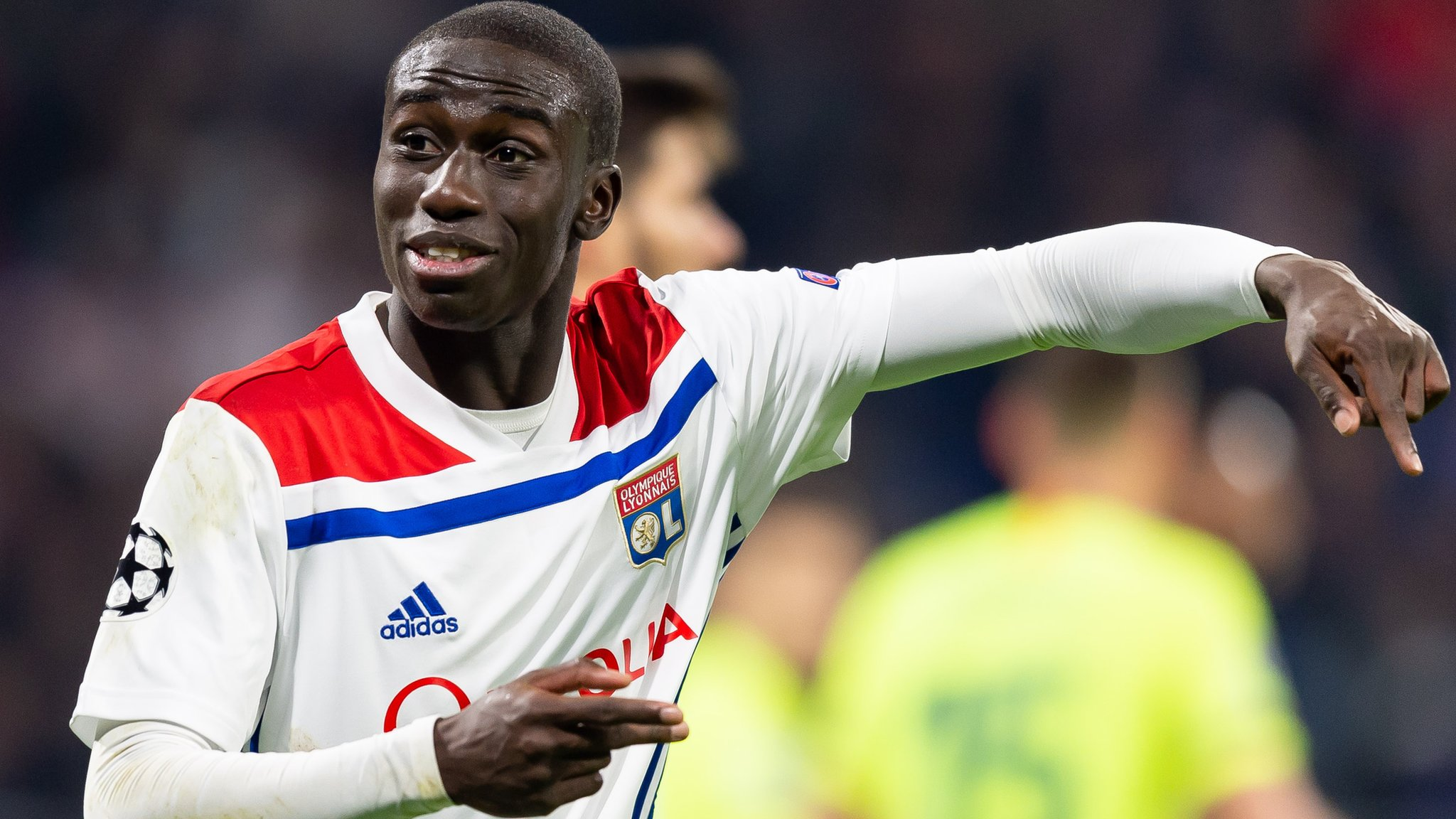 Real Madrid sign Lyon's Mendy in £47m deal