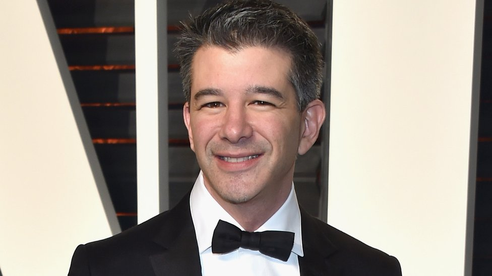 Uber co-founder Travis Kalanick a billionaire after $9.3bn investment deal