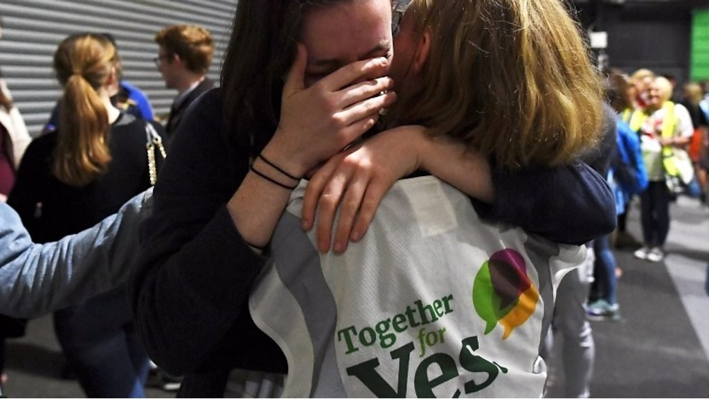 Irish abortion referendum: Why people voted how they did | BBC