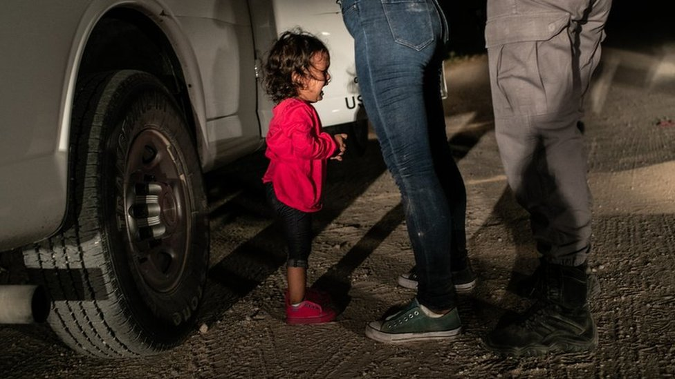 World Press Photo 2019: Image of crying toddler wins