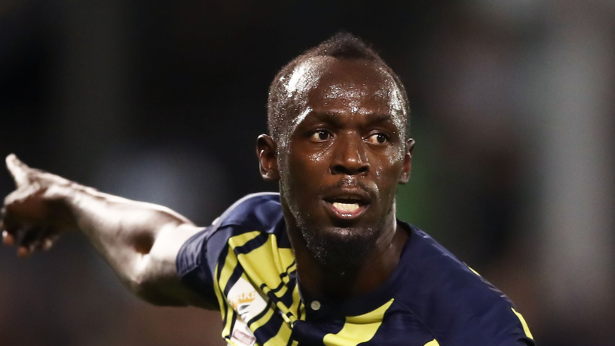Lightning strikes twice - Bolt scores two on first Mariners start
